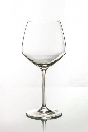 Rotweinglas, Holmegaard