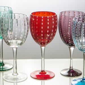 Zafferano Weinglas Perle