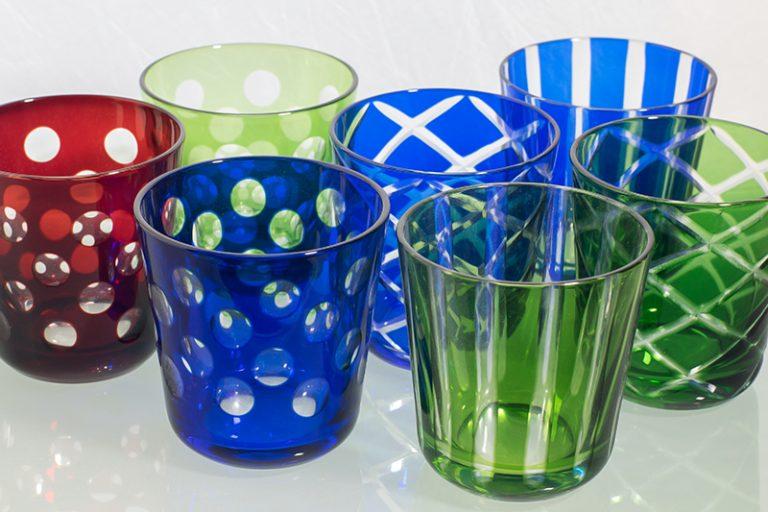 Überfangglas